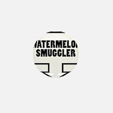 WATERMELON SMUGGLER Mini Button
