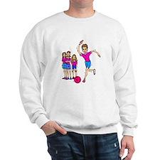 Women's bowling Team Sweatshirt