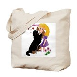 Bernese mountain dogs Canvas Totes