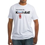 Obama Kool-Aid Fitted T-Shirt