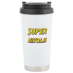 Super nikolas Travel Mug