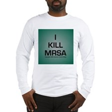 Infection Control Long Sleeve T-Shirt