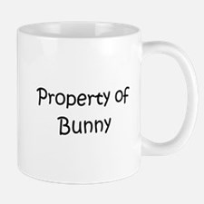 Cute Property of bunny Mug