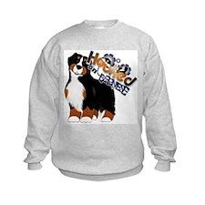 Hooked On Bernese Sweatshirt
