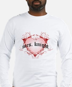 Funny Jordan knight Long Sleeve T-Shirt