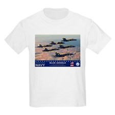 Blue Angel's F-18 Hornet T-Shirt