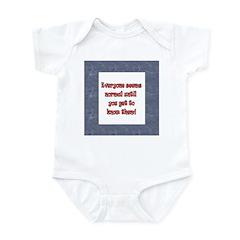 Normal Infant Bodysuit