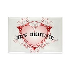Funny Joe mcintyre Rectangle Magnet