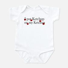 Ketchup on Ketchup Infant Bodysuit