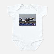 Blue Angel's C-103 Hercules Infant Bodysuit
