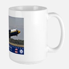Blue Angel's C-103 Hercules Large Mug