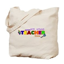 Pre-School Teacher Tote Bag
