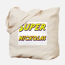 Super nickolas Tote Bag