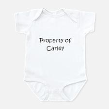Cute Carley Infant Bodysuit