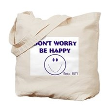 Cute Don't worry Tote Bag