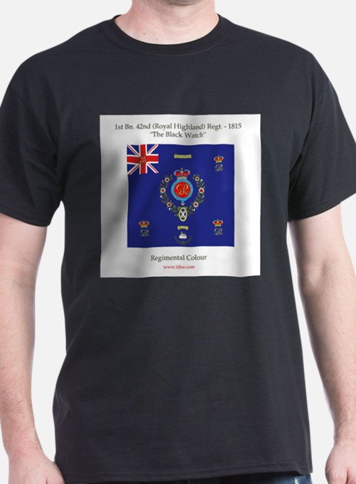 """Black Watch"" T-Shirt"