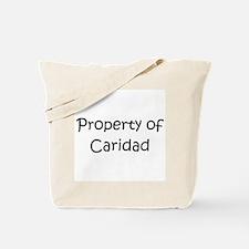 Unique Caridad Tote Bag
