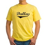 Dallas Yellow T-Shirt