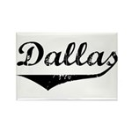 Dallas Rectangle Magnet (100 pack)
