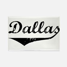 Dallas Rectangle Magnet (10 pack)