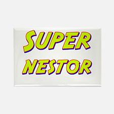 Super nestor Rectangle Magnet