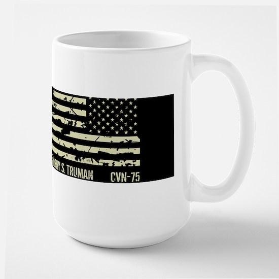 USS Harry S. Truman Large Mug