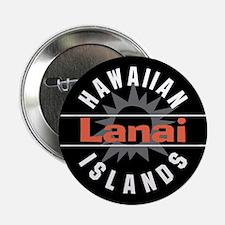 """Lanai Hawaii 2.25"""" Button"""