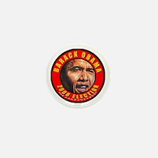Obama's Souvenir Mini Button