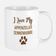 I LOVE MY DOG Mugs