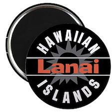 Lanai Hawaii Magnet