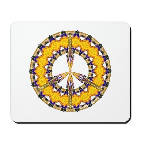 Native Peace Mousepad