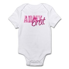 Army Brat Infant Bodysuit
