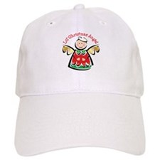 LIL' CHRISTMAS ANGEL Baseball Cap