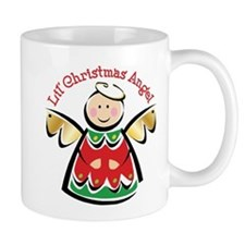 LIL' CHRISTMAS ANGEL Mug
