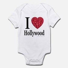 I Love Hollywood Infant Creeper