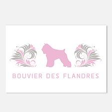 """""""Elegant"""" Bouvier des Flandres Postcards (Package"""
