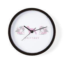 """""""Elegant"""" Brittany Wall Clock"""