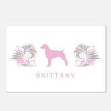 """Elegant"" Brittany Postcards (Package of 8)"