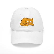 Cute Kitten Baseball Cap