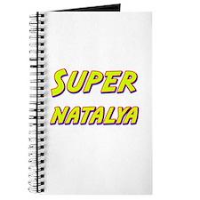 Super natalya Journal