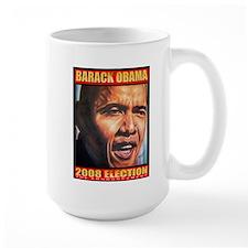 Barack Obama's Souvenir Mug