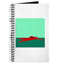 RED SWIMMER Journal