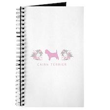 """""""Elegant"""" Cairn Terrier Journal"""