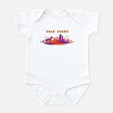"""""""City"""" Cane Corso Infant Bodysuit"""