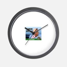Cute Economic Wall Clock