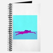 PURPLE SWIMMER Journal
