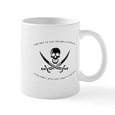 Pirating Counselor Small Mug