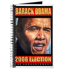 Barack Obama's Souvenir Journal