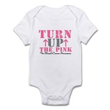 Turn Up The Pink (BC2) Infant Bodysuit