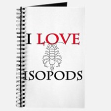 I Love Isopods Journal